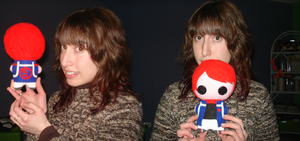 Party Poison Plush Doll by Octaviana