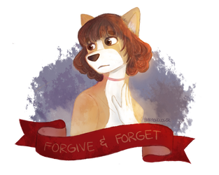   Forgive and Forget   by PharaohDjoser