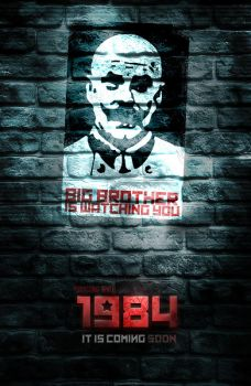 1984 by macduy