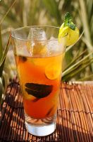 Minted Iced Tea by aperture24