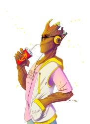 Groot Tunes by SolidBubble
