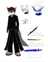 Persona Reference (Mobian) by AuraWing07