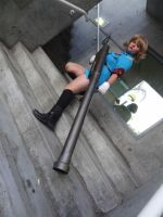 Seras Victoria by meanlilkitty