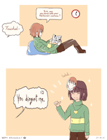 A Familiar Disguise by NoruYagami