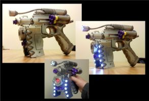 The Halo: Nitefinder LED Mod by KingMakerCustoms