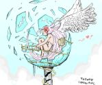 AngelSphere_By_TomateCannibal by tomatecannibal