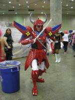 Ronin warriors by Ravenfire5