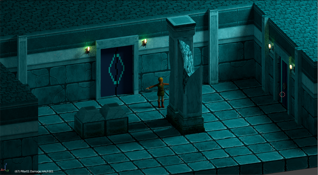 Dungeon Sample Doors by CheifWahooMcDaniel