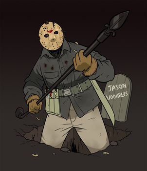 He's Back AKA Part 6 - Jason Lives by AngusBurgers