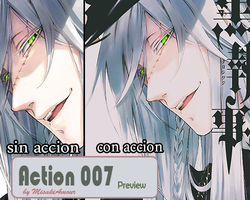 Action 007 by MisakiAmour
