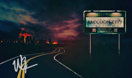 Welcome To Raccoon City by AlbertWeskerG