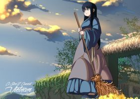 A Slice of Ancient Vietnam #1 by teagirl-vn