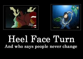 Heel Face Turn by Chaser1992