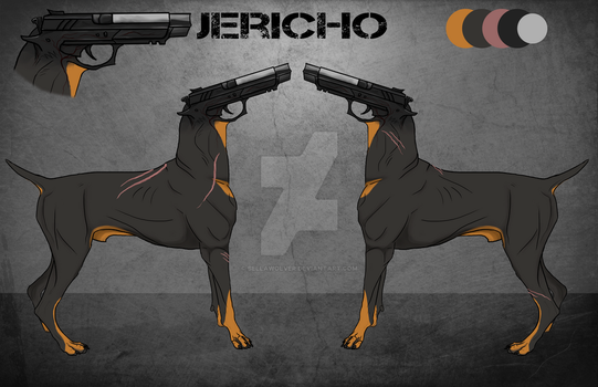 Jericho by BellaWolver