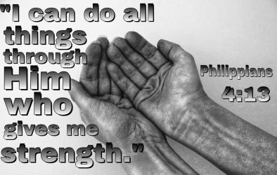 Philippians 4:13 by ExposeTheBeauty