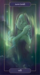 Astral Cards - Daughter by MAliceMiisha