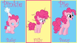 Pinkie Pie Wallpaper by lendaclue