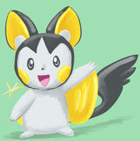 FLYING SQUIRREL by MusicalCombusken