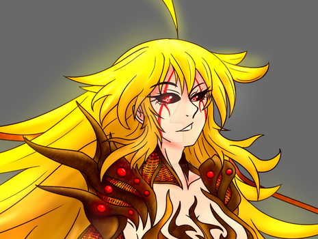 Witchblade Yang (PREVIEW) by Atrox-Forensis