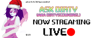 STREAM PROMO : WERE LIVE by askdirty
