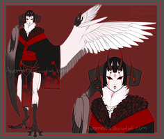 Haroth Auction: Roses [Closed] by Aivomata