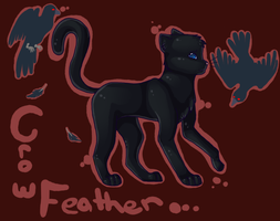 .::Crowfeather::. by Vrine