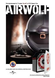 Airwolf: Season One by Artdigital