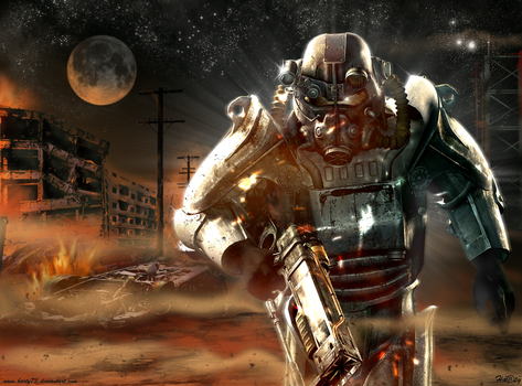 Fallout 3 Wallpaper 2 by Harty73