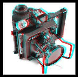 Anaglyphs 3D III by carlzon