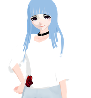 mmd - Self by OneWhoFeelLonely2