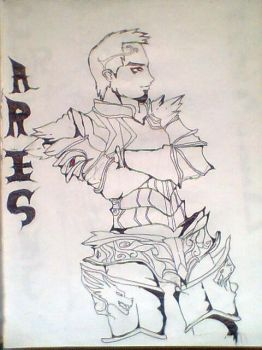 ares by keinjuhyperlink