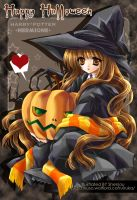 HP:Halloween by Shenjou
