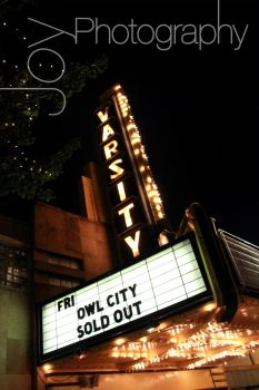 Owl City - Sold Out by ShutterJoy15