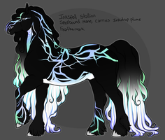Inkspell Comment Raffle 1 -- WINNER DRAWN by SubterraneanStables