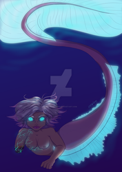 Mermay 2018 - Eva by xvcapricorn