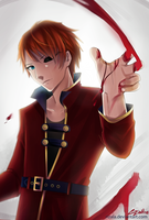 Kell - Red version by RizaLa