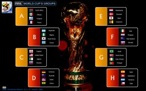 FIFA WORLD CUP'S GROUP 2010 by brlin