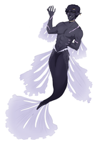 MerMay 8: Eleazar ! by ohpeach