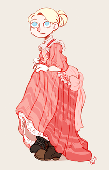 Victorian Age by Maneshi