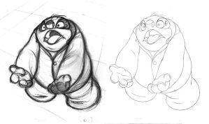 Jumba Animation Cleanup by PrisonerOnEarth
