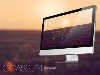 Occasum - HD Wallpaper by ibRC
