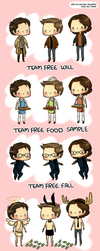 Team Free ... by vinnie-cha