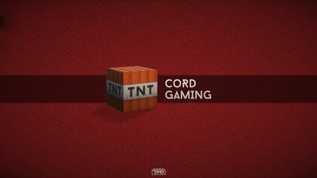 Cord Gaming | YouTube Banner by R3mix97