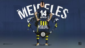 Raul Meireles by drifter765