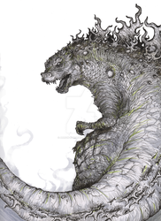 King Of All Monsters by Aaron-R-Morse