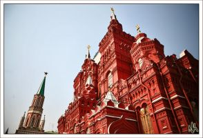 Red Square by ieatSTARS