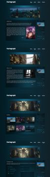 Kariegraph webdesign by Remworks