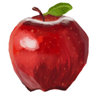 apple by embobems