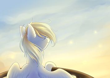 Follow The Compass by Ghst-qn