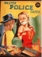 Master Police Cases undated 1940s Canadian by detectivesambaphile